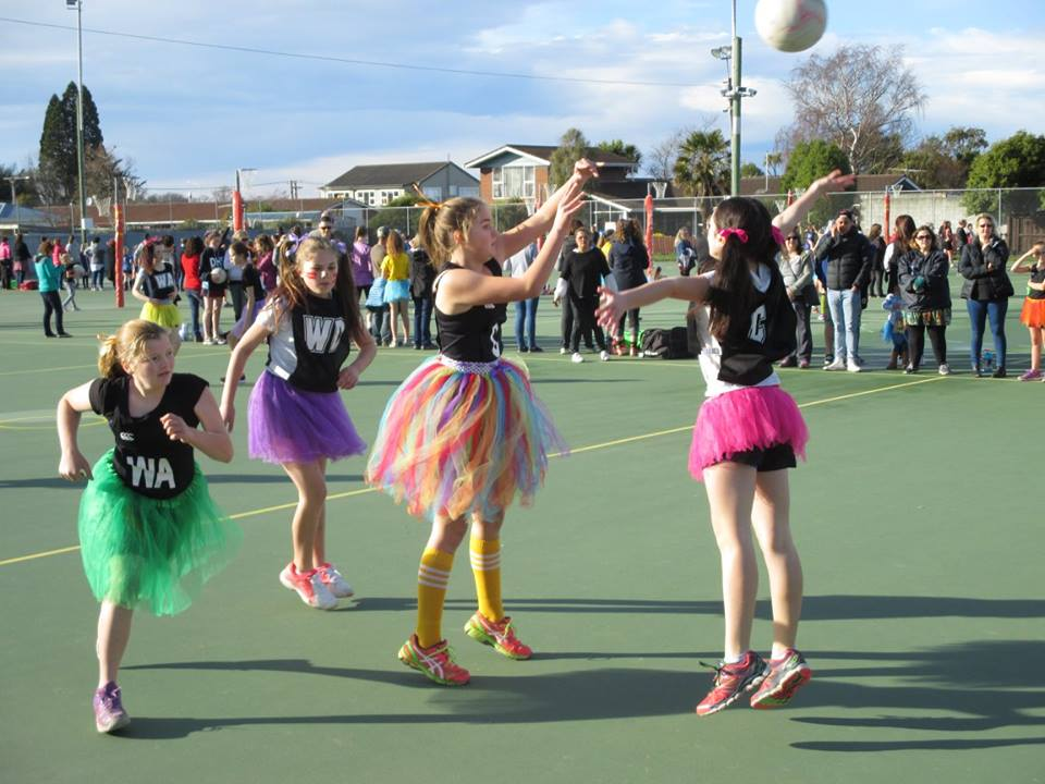 North Canterbury Netball Jelly Bean Tournament