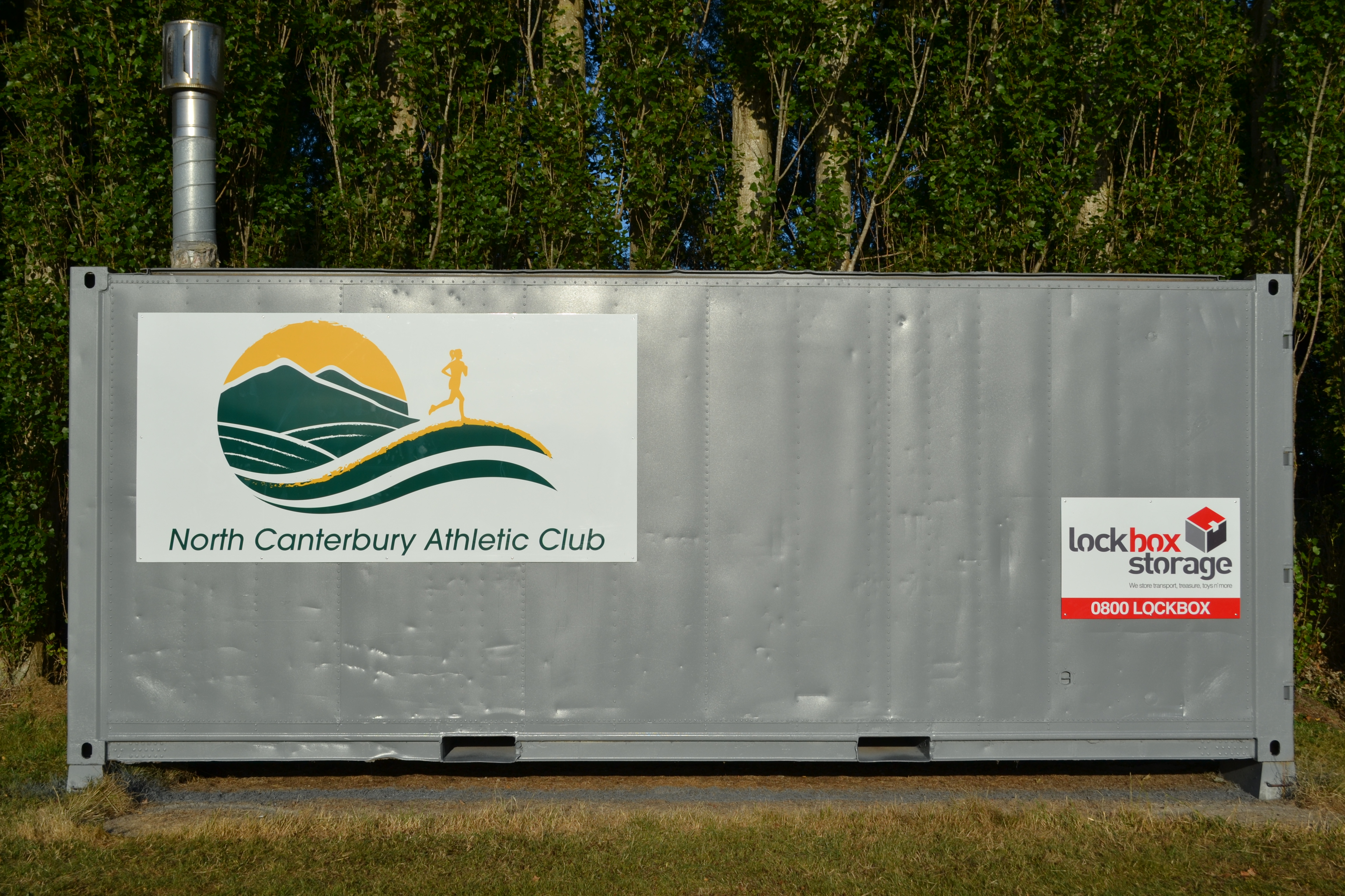Proud to Support The North Canterbury Athletic Club