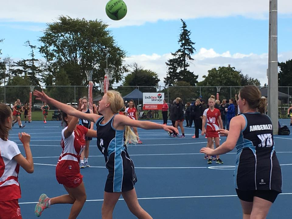 North Canterbury Pre-Season Netball Tournament