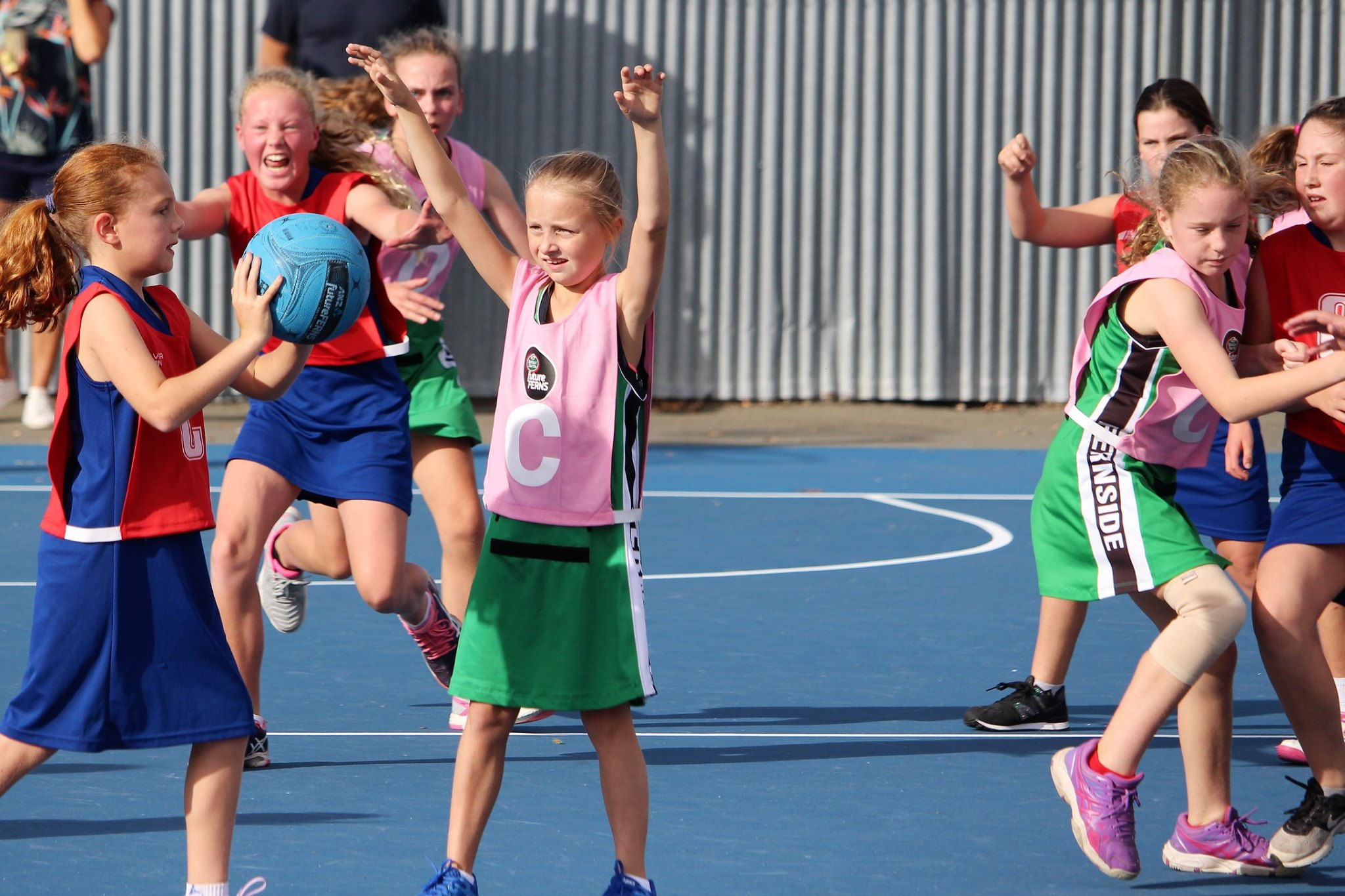 2019 North Canterbury Netball Season Commencement