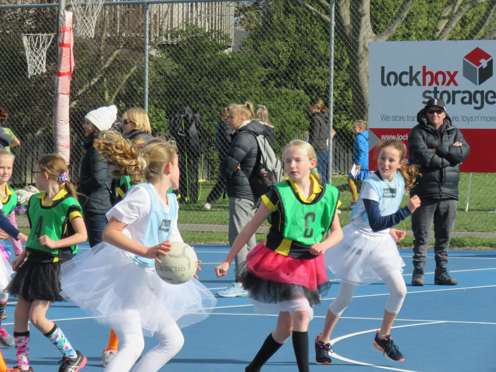 North Canterbury Netball Jellybean Tournament